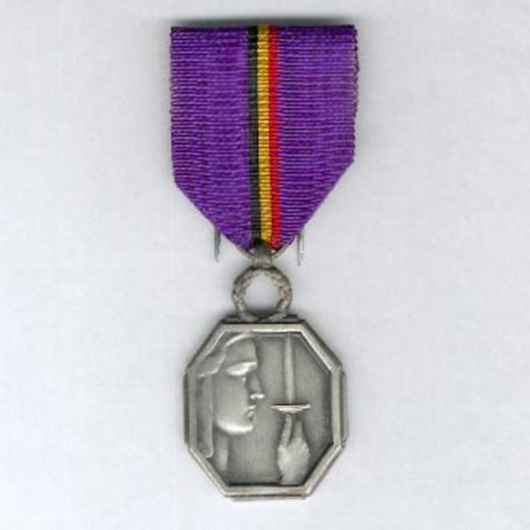 Silver medal o