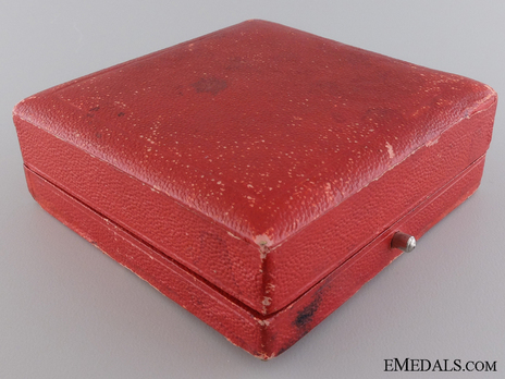 III Class Cross (Case of Issue)