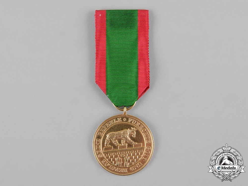 Order+of+albert+the+bear%2c+gold+merit+medal%2c+1+