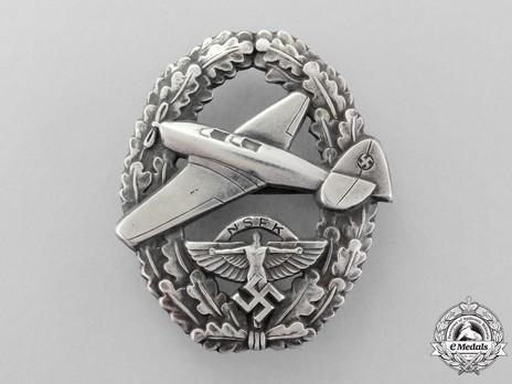 NSFK Motor Pilot's Badge, Type II Obverse