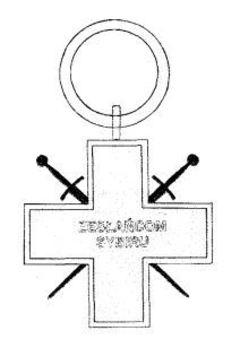 Cross for Siberian Exiles Reverse