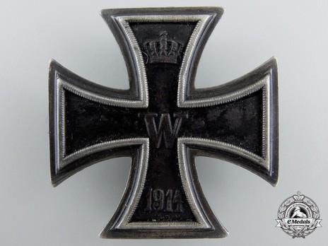 Model III, I Class Cross, by Friedländer