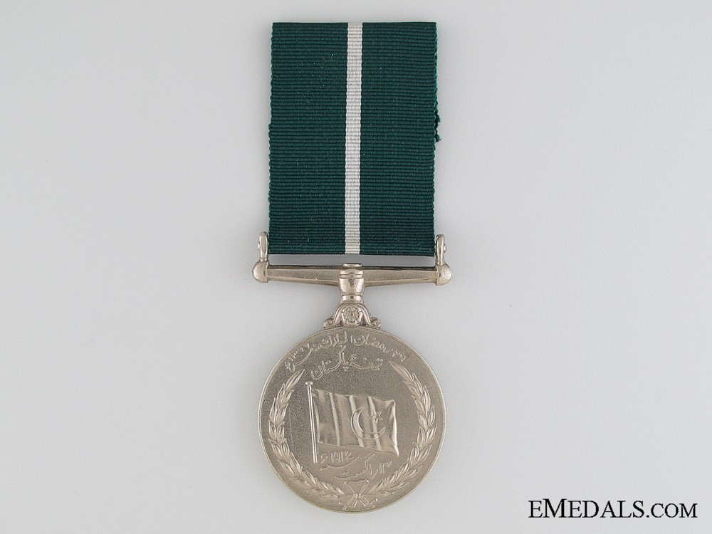 Pakistan+independence+medal+1