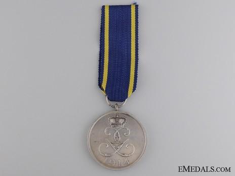 Silver Medal (Silver) Obverse