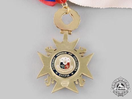 Order of Sikatuna, Grand Cross Reverse