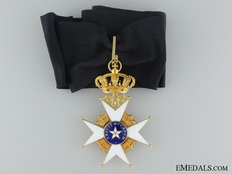 I Class Commander (Gold by C. F. Carlman) Obverse