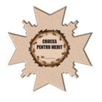 Merit Cross, III Class Reverse