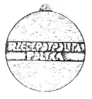 Decoration for Merit in Transportation Reverse