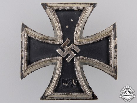 Iron Cross I Class, by Schauerte & Höhfeld (L 54) Obverse