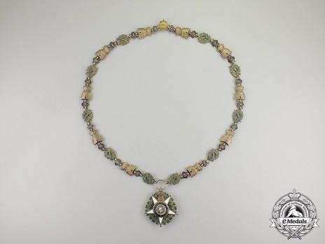 Grand Cross Collar (by J. A. Da Costa) Obverse