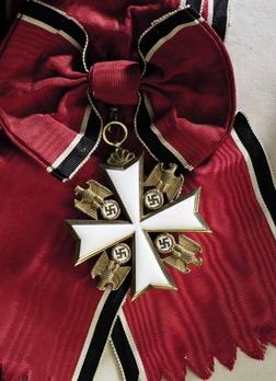 German Eagle Order, Golden Grand Cross Obverse