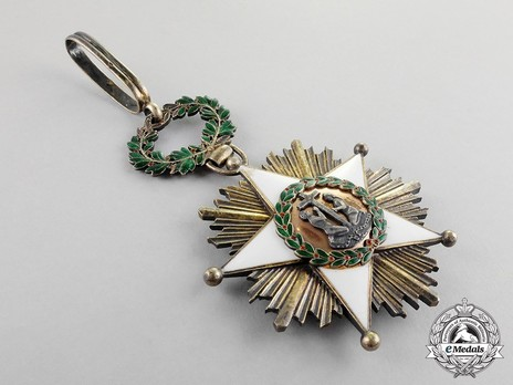 Order of the African Redemption, Grand Commander Obverse