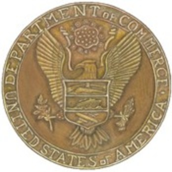 Department of Commerce Bronze Medal Obverse