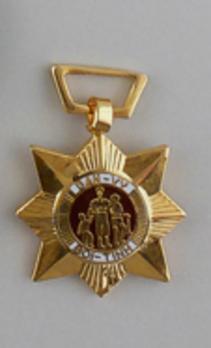 Civil Actions Miniature Civic Actions Medal Obverse