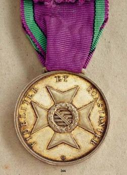 """Saxe-Meiningen House Order Medals of Merit, Type III, in Gold (stamped """"HELFRICHT F."""")"""