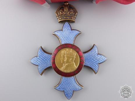 Grand Cross (1938-) (by Garrard) Obverse