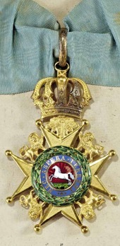 Royal Guelphic Order, Commander