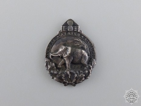 Miniature Colonial Badge Obverse