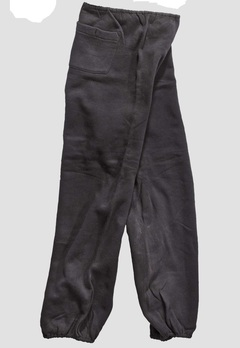 German Army Training Suit Trousers Obverse