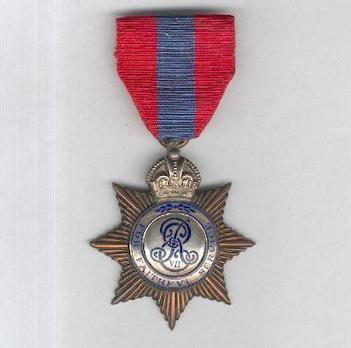 Medal (for Men, 1902-1911) Obverse