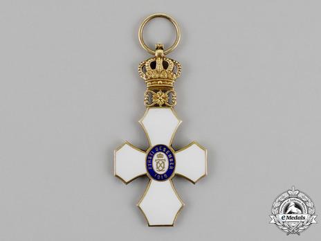 Knight's Cross Reverse
