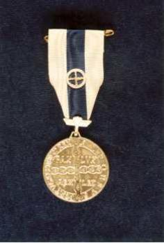II Class Medal (with silver clasp) Obverse