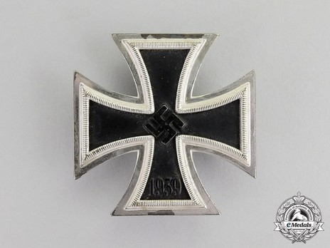 Iron Cross I Class, by Wächtler & Lange (100) Obverse