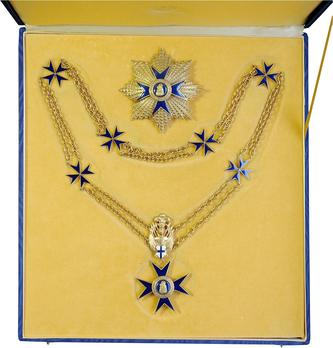 Order of Our Lady of Bethlehem, Grand Cross