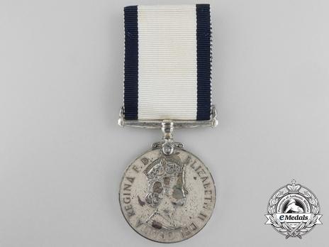 Silver Medal (1953-1993) Obverse