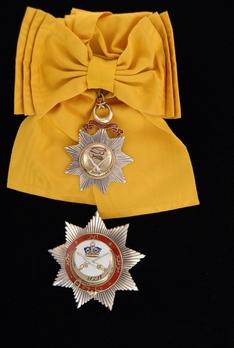 Royal Family Order of Johor, Grand Commander Badge