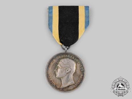 General Honour Decoration, Civil Division, Silver Medal (for Merit 1914)