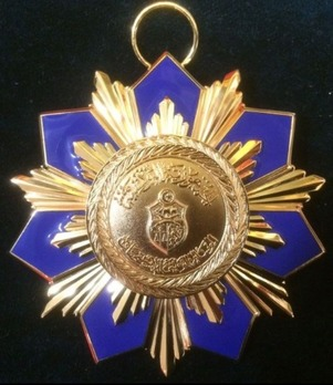 Order of National Merit, Grand Officer Obverse
