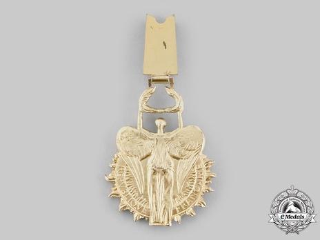Order of Sport Merit, Commander Reverse