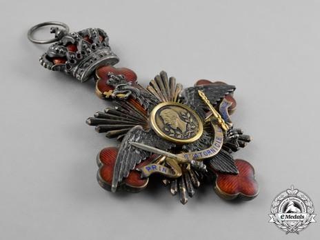 Order of Carol I, Grand Cross Obverse