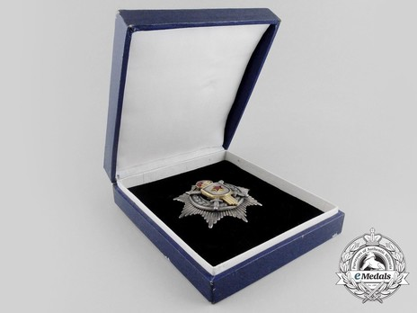 Order of Military Merit, III Class Case of Issue