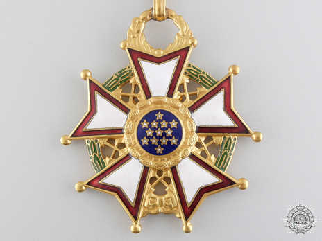 Commander (with gilt) Obverse
