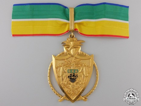 National Order of Merit, Commander Obverse