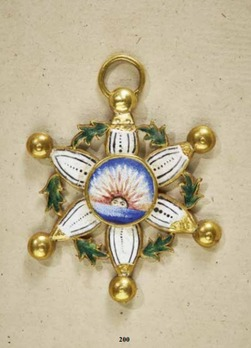 Iran, Order of the Sun, Andreas Thies, Obv