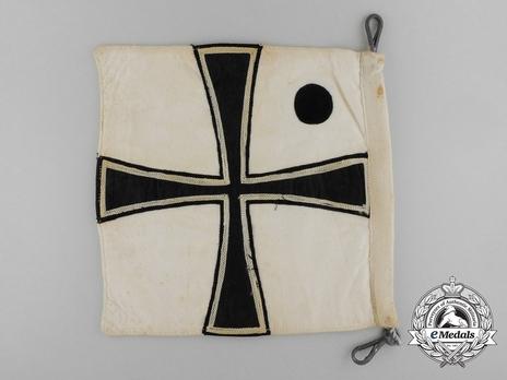 Kriegsmarine Vice Admiral Flag Reverse