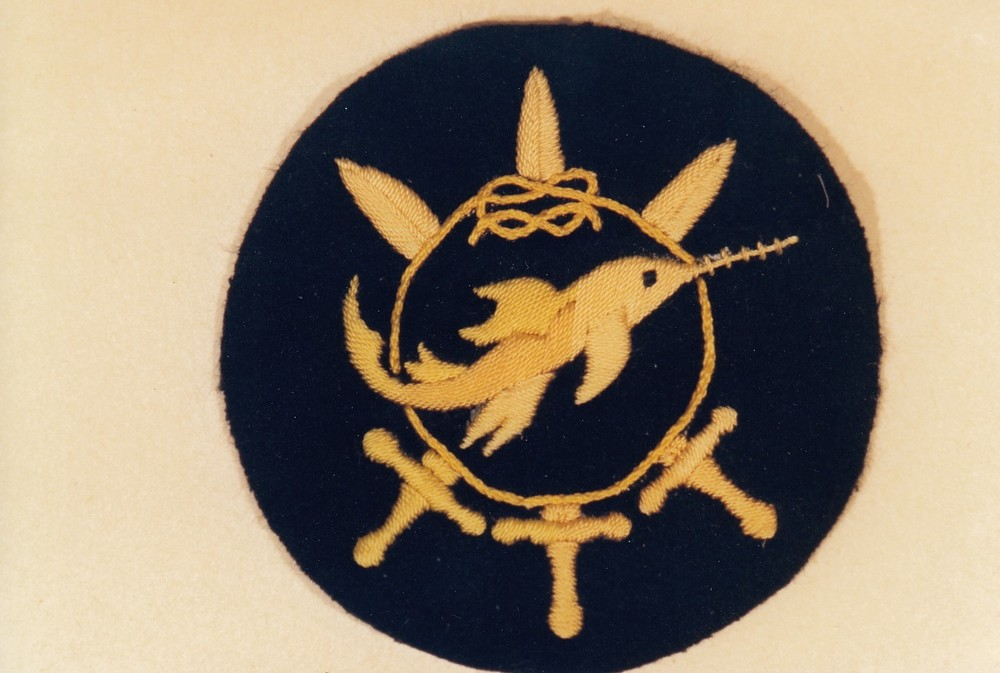 Naval+combat+badge+of+small+battle+units%2c+iv+class
