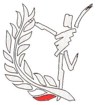 Decoration for Sport Merit, in Silver Obverse