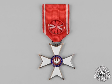 Order of Polonia Restituta, Officer (1921-1939)