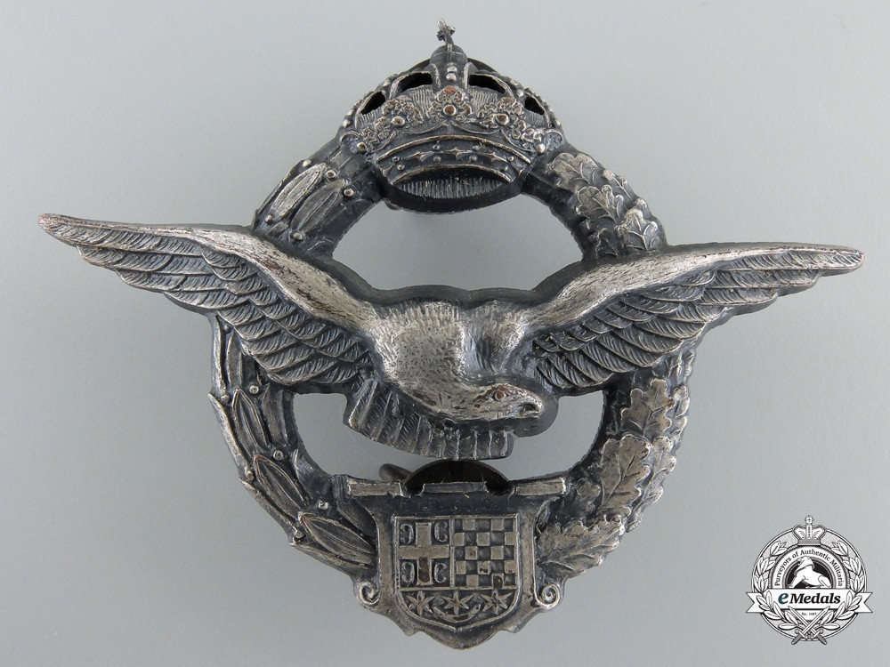 Wwii+army+air+service+pilot%27s+badge+1