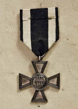 Military Honour Decoration, I Class Cross (1848-1864)