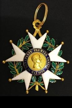 Order of the Legion of Honour, Type V, Commander