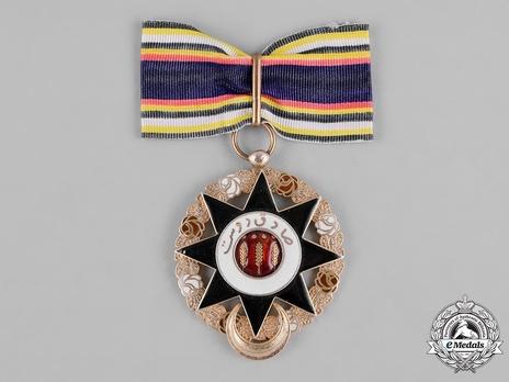 III Class Commander Obverse
