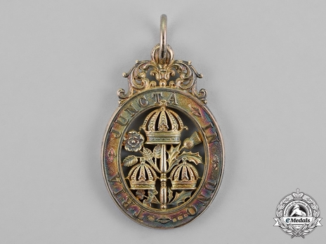 Grand Cross (with silver gilt) Reverse