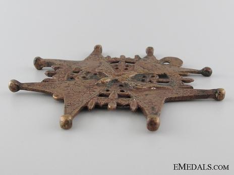 Cross (bronze gilt) Obverse
