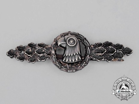 Reconnaissance Clasp, in Silver (in tombac) Obverse