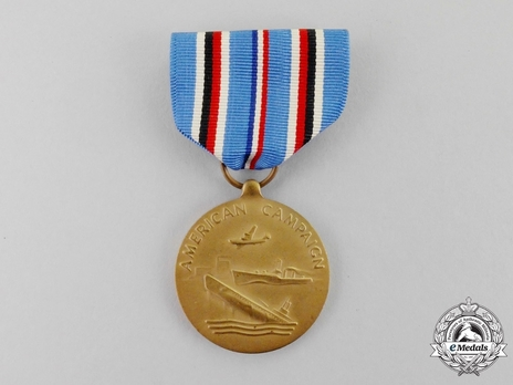 American Campaign Medal Obverse